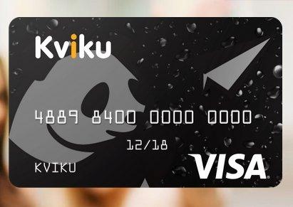 Карта «Kviku Виртуальная» от банка «ЭйрЛоанс»