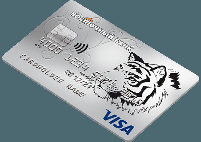 Кредитная карта «Рассрочка на всё» от Восточного Банка